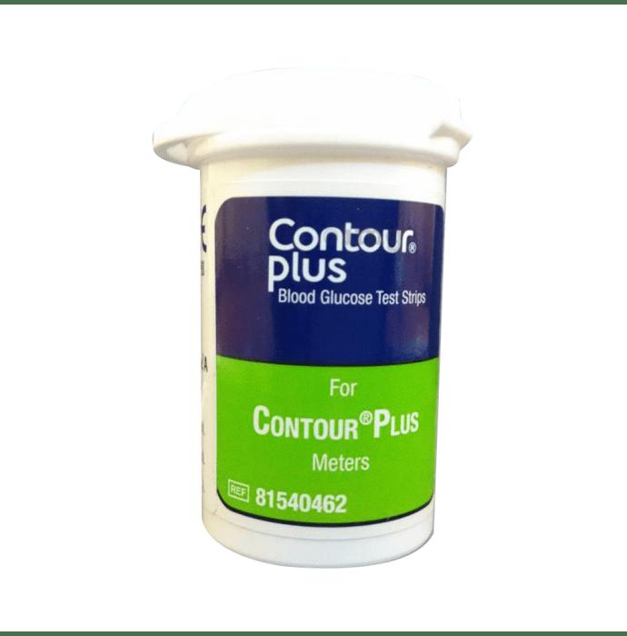 Contour Plus Blood Glucose Test Strip