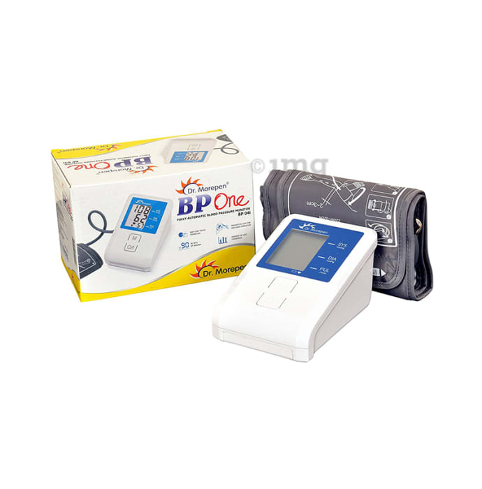 Dr Morepen BP Monitor BP-04i Device