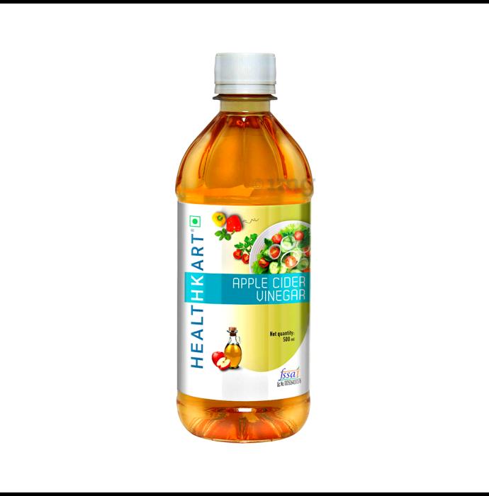 HealthKart Apple Cider Vinegar Natural Vinegar