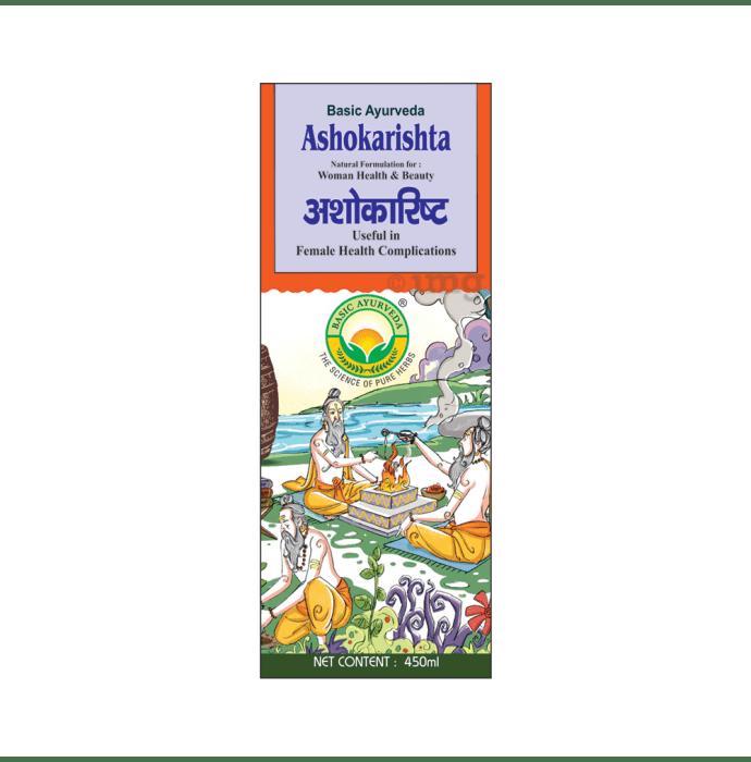 Basic Ayurveda Ashokarishta