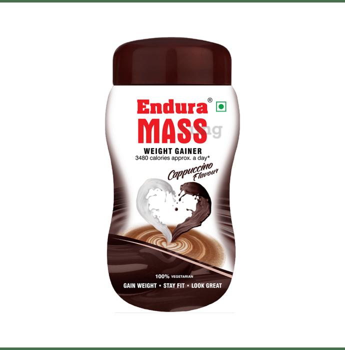 Endura Mass Weight Gainer Cappuccino