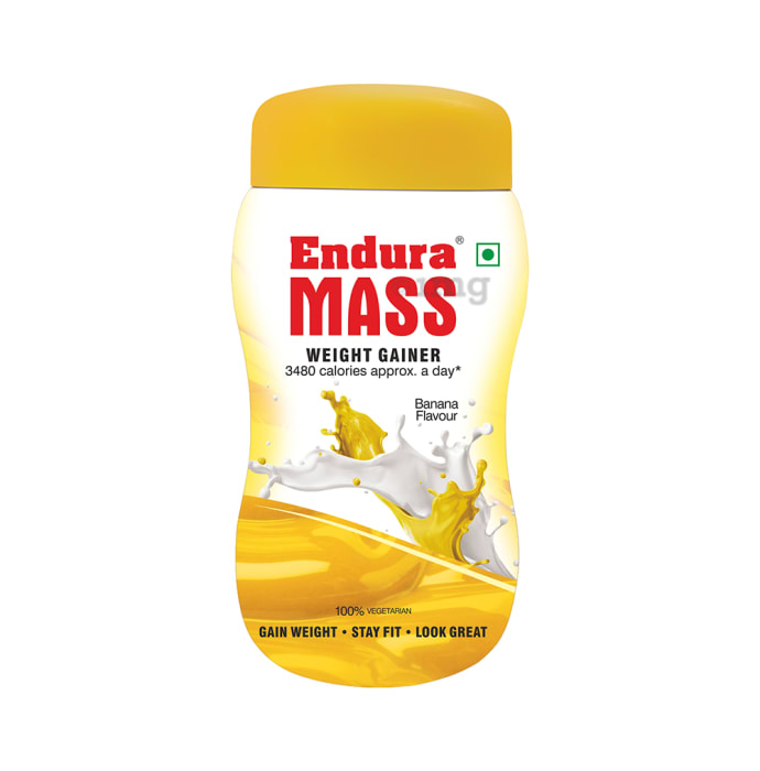 Endura Mass Weight Gainer Banana