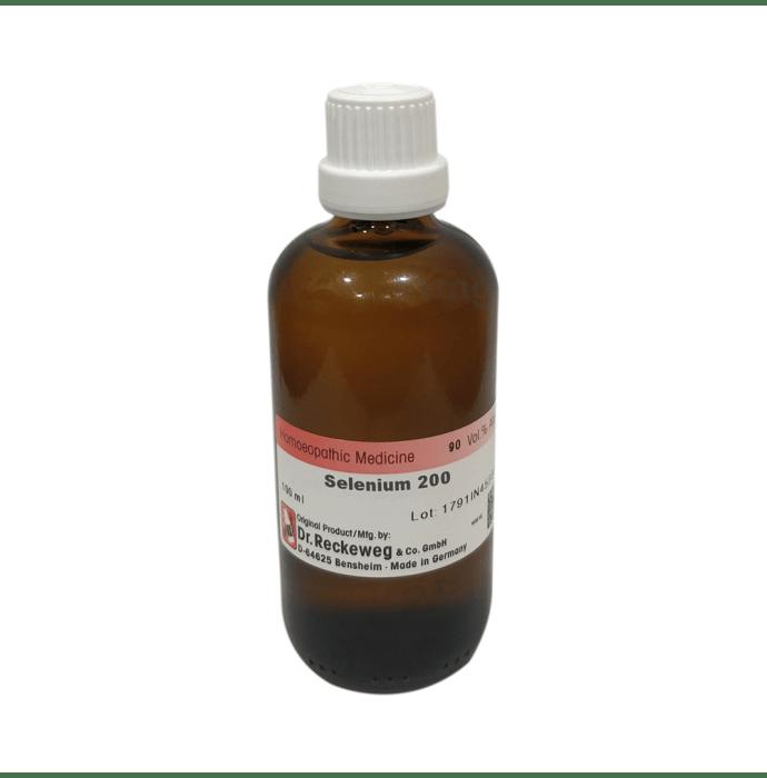 Dr. Reckeweg Selenium Dilution 200 CH