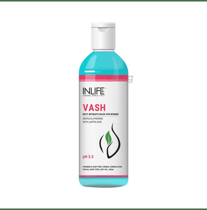Inlife Vash Vaginal Wash