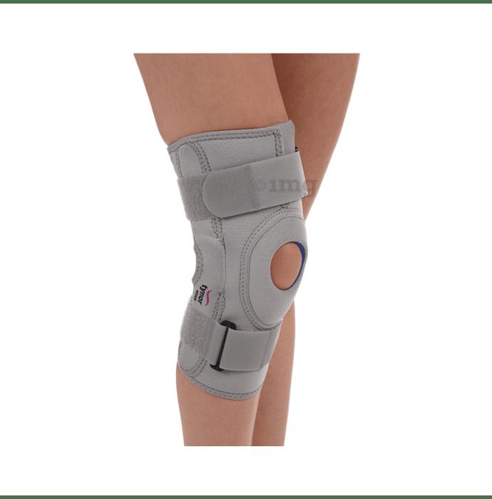 Tynor J01 Knee Support Hinged (Neoprene) Small