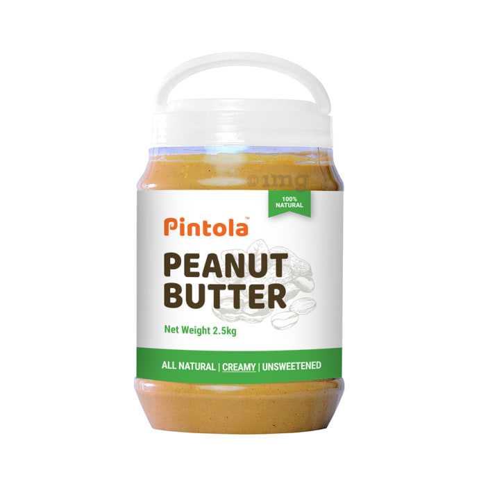 Pintola All Natural Peanut Butter Creamy