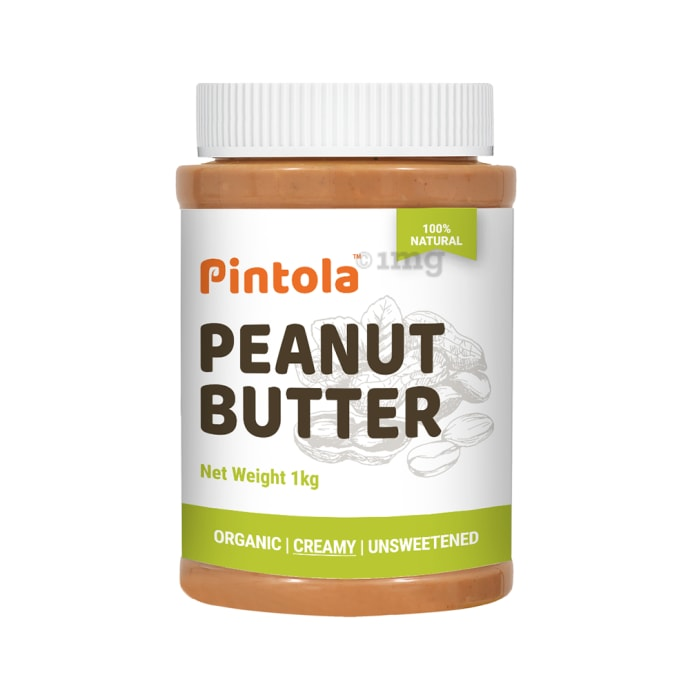 Pintola Organic Peanut Butter Creamy