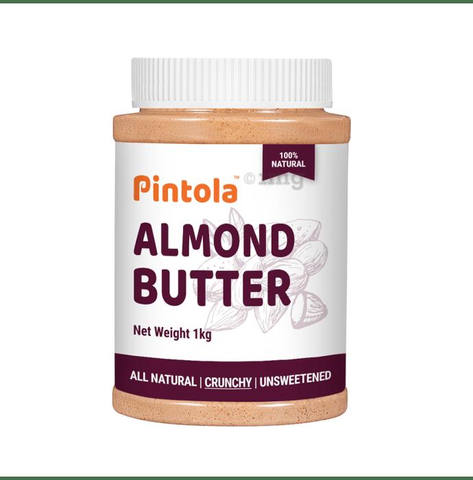 Pintola All Natural Almond Butter Crunchy