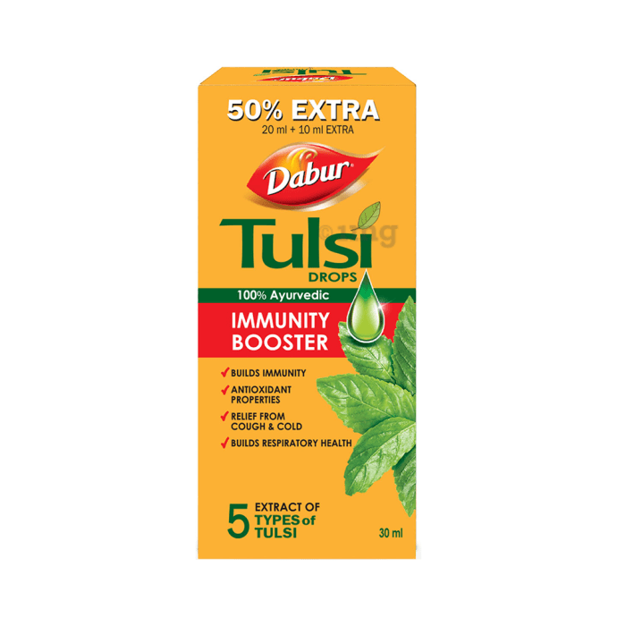 Dabur Tulsi Drop