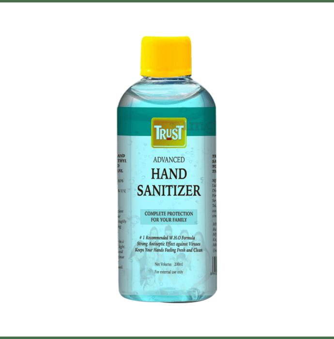 Trust Advanced Hand Sanitizer