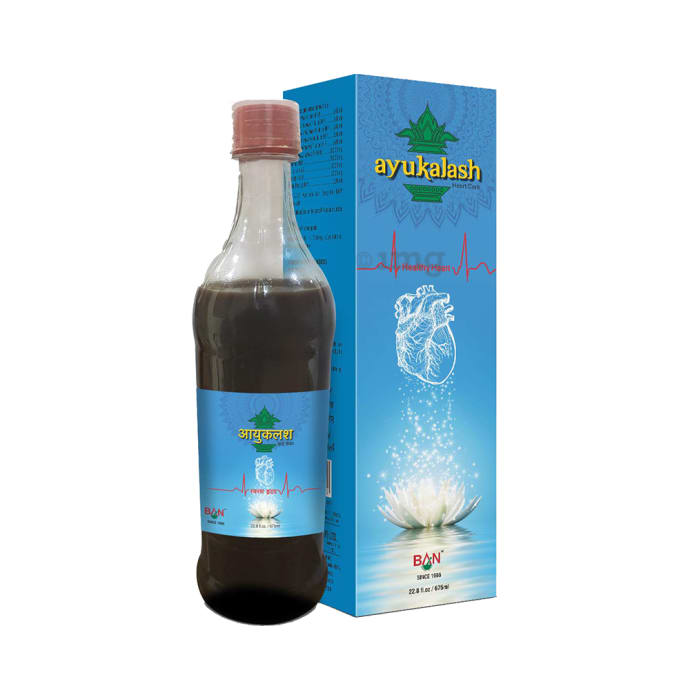 Ayukalash Heart Care Syrup
