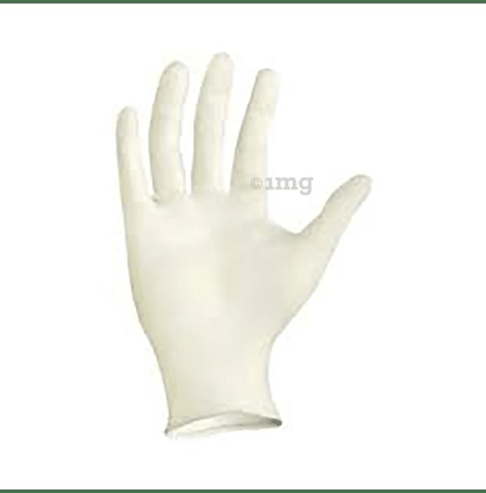 Dominion Care Latex Examination Glove Small