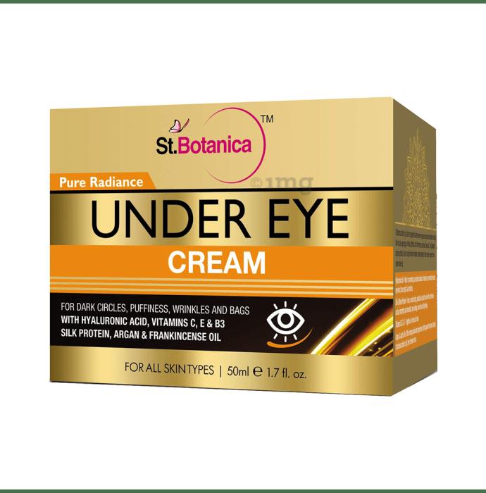 St.Botanica Under Eye Cream Pure Radiance