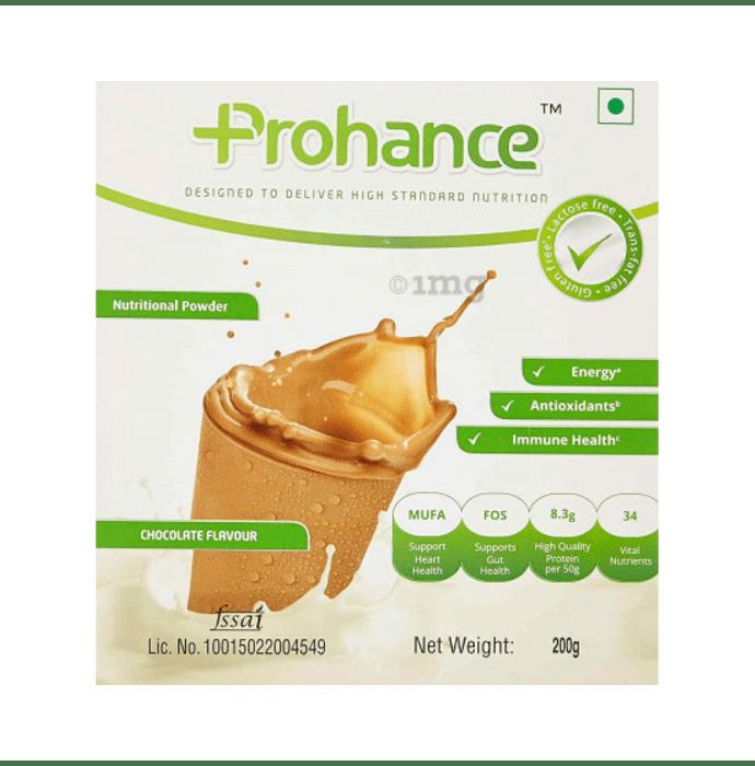 Prohance Nutritional Powder Chocolate