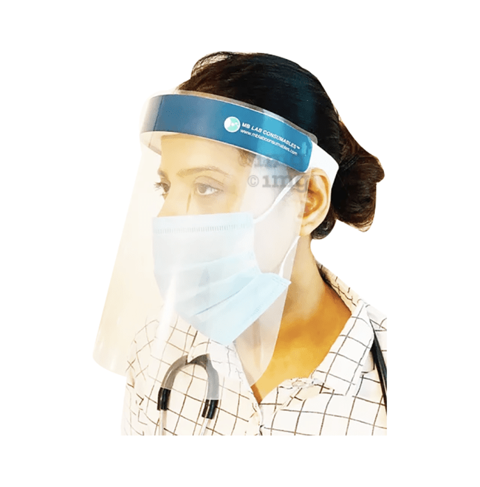 MB Lab Consumables Face Shield