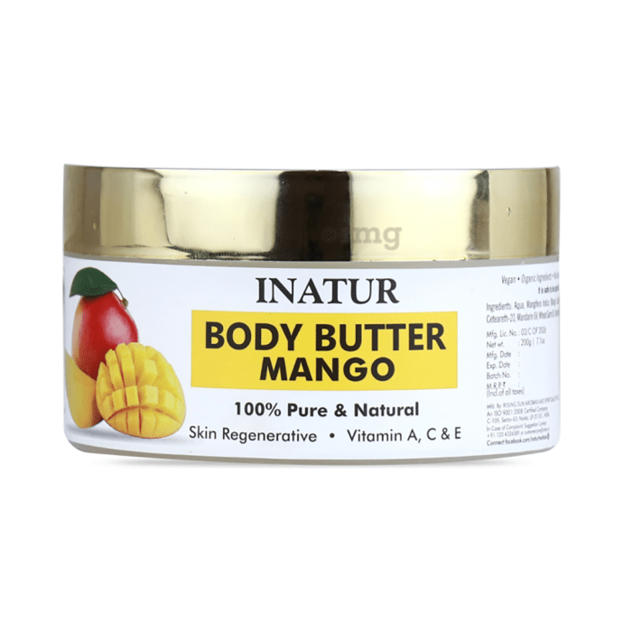 Inatur Body Butter Mango Seed