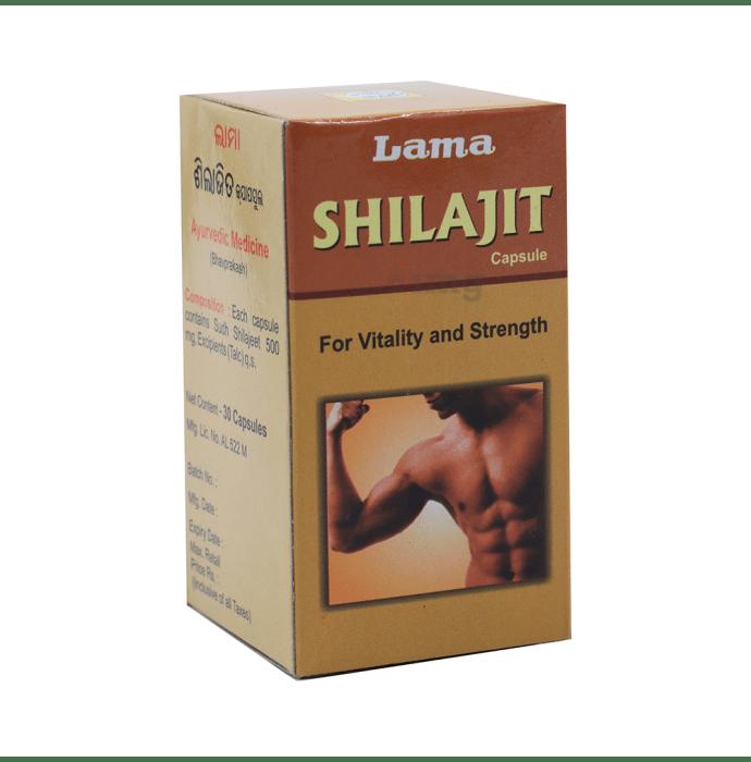 Lama Shilajit Capsule