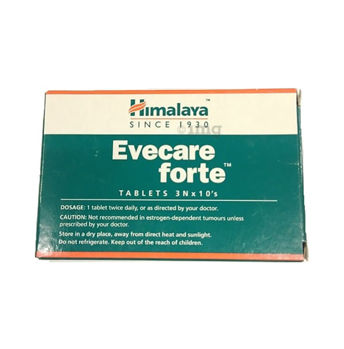 Himalaya Evecare Forte Tablet