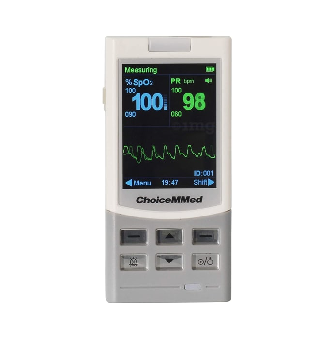 ChoiceMMed MD300M Handheld Large Screen Colour Pulse Oximeter