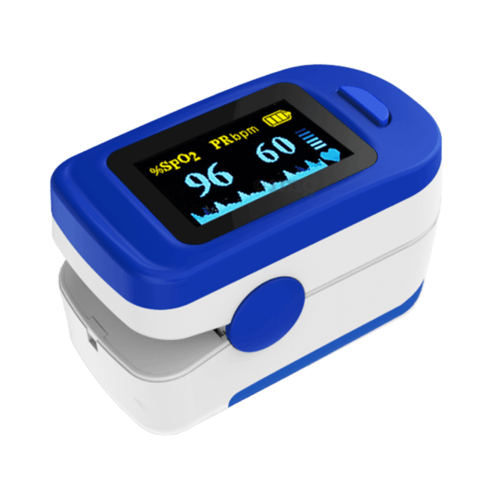 AccuSure FS20C Finger Pulse Oximeter
