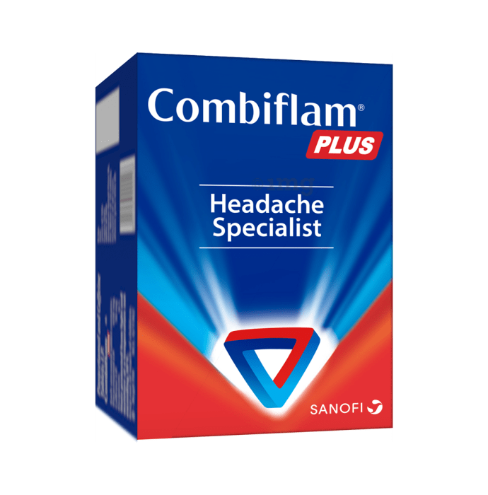 Combiflam Plus Tablet: Buy strip of 10 tablets at best price in India | 1mg