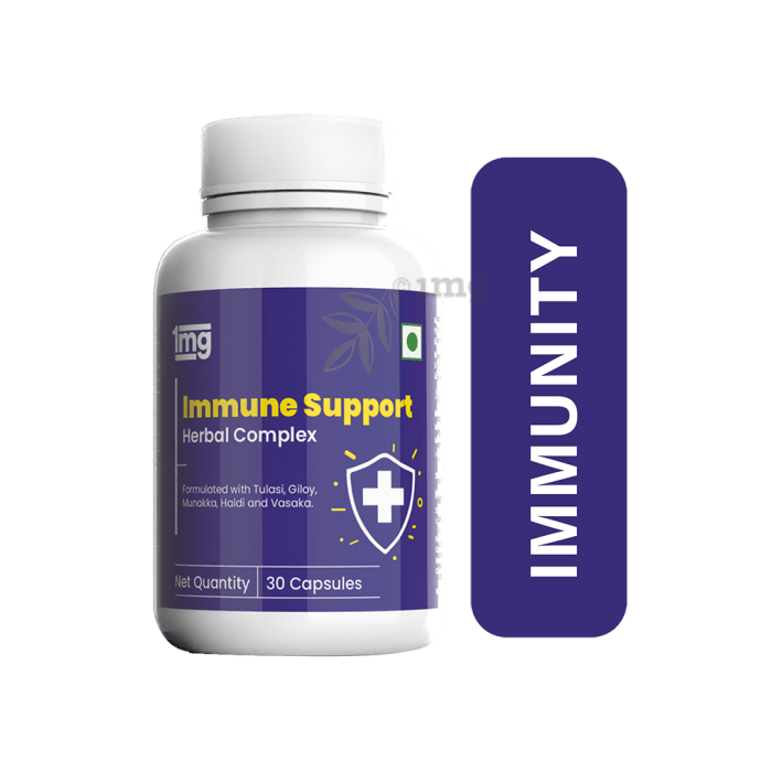 1mg Immune Support Capsule