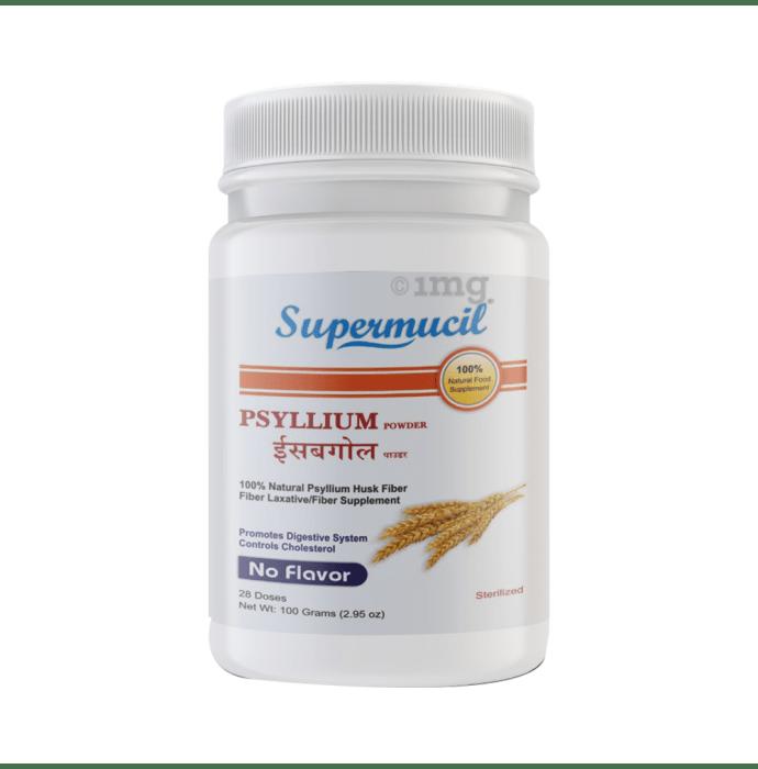 Supermucil Psyllium Powder