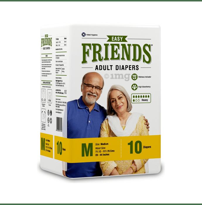 Friends Easy Adult Diaper Medium
