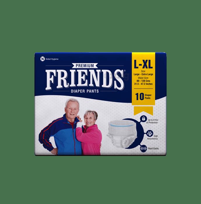 Friends Premium Diaper Pants L-XL