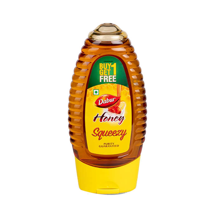 Dabur Honey Squeezy Buy 1 Get 1 Free