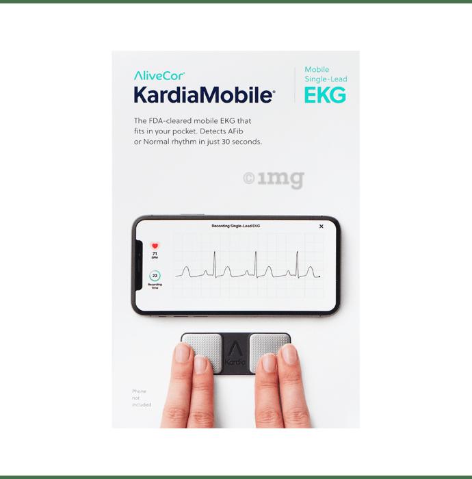 AliveCor KardiaMobile ECG Monitor