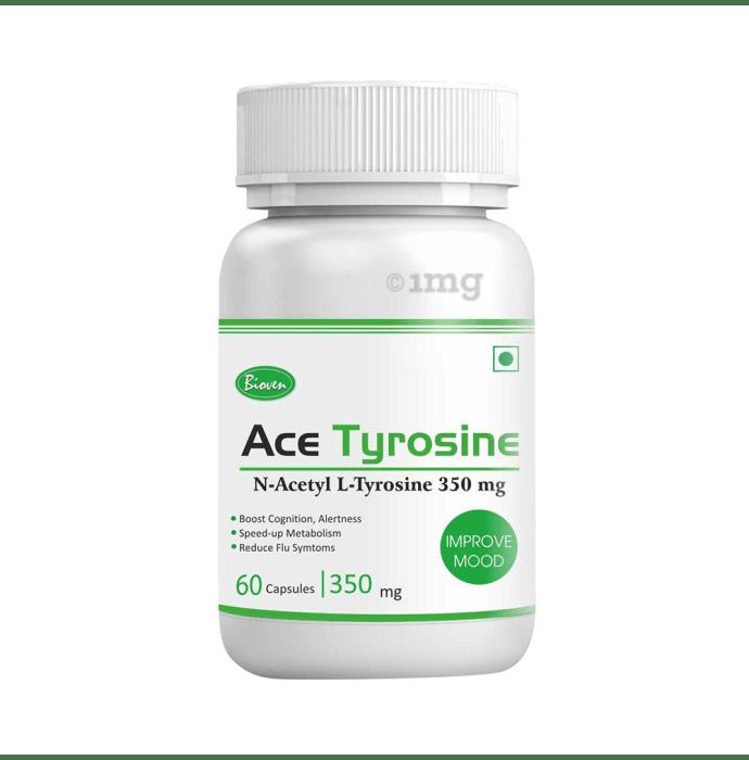 Bioven Ace Tyrosine 350mg Capsule