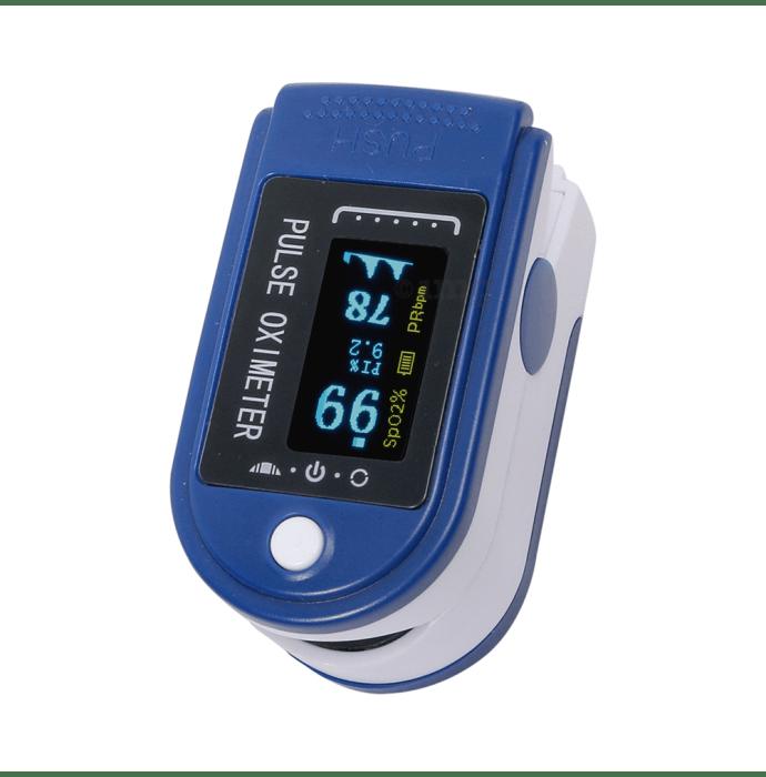 Prozo Plus Fingertip Pulse Oximeter with OLED Digital Display