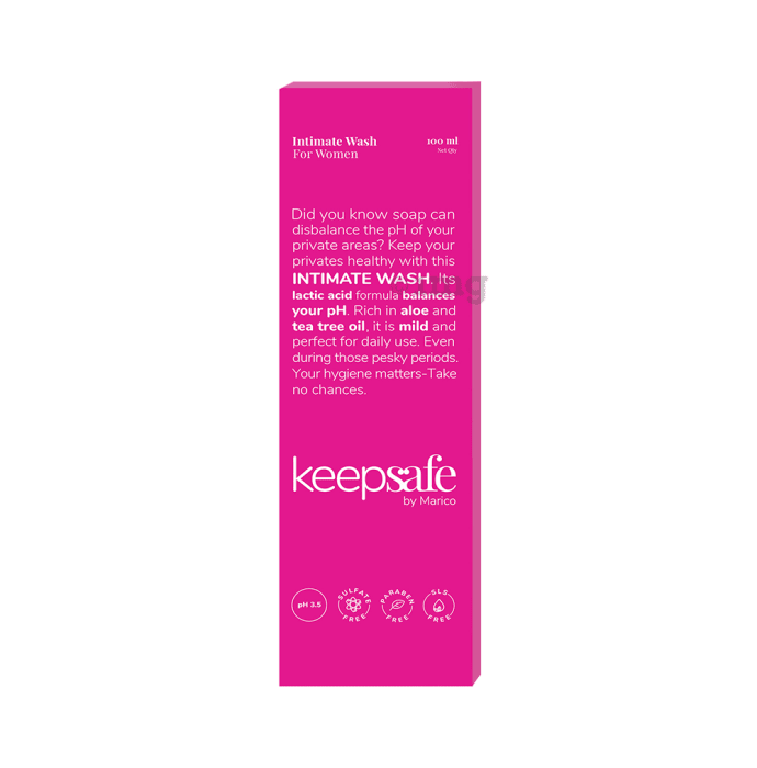 Keepsafe Intimate Wash for Women