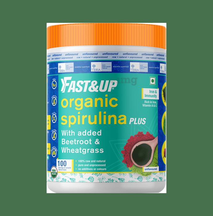Fast&Up Organic Spirulina Plus Unflavoured