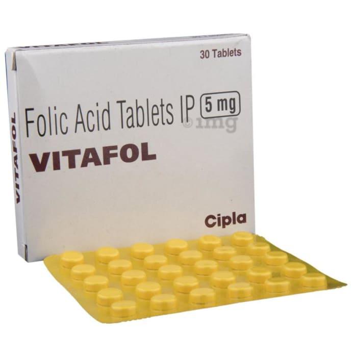 Vitafol 5mg Tablet