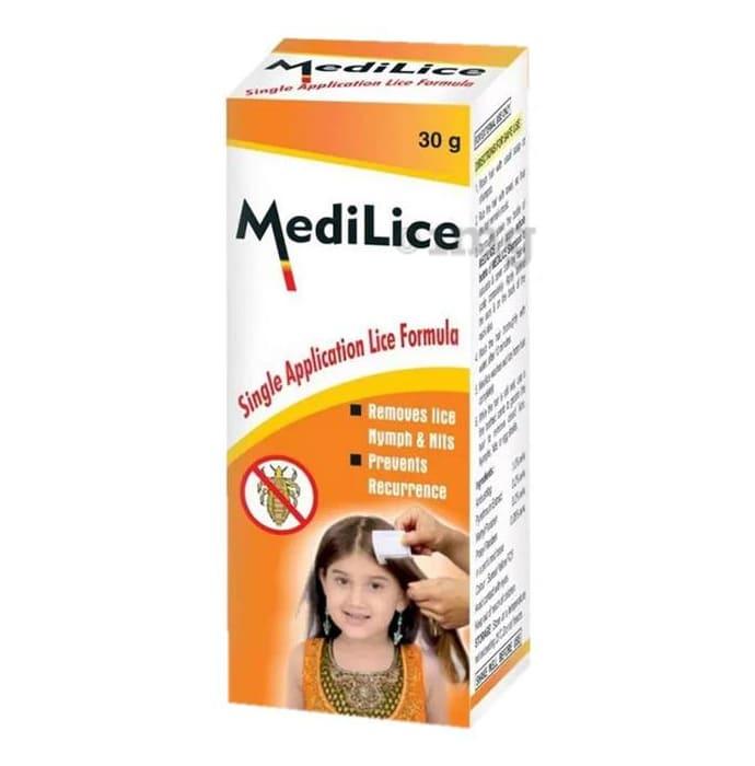 Medilice Anti Lice Cream Wash