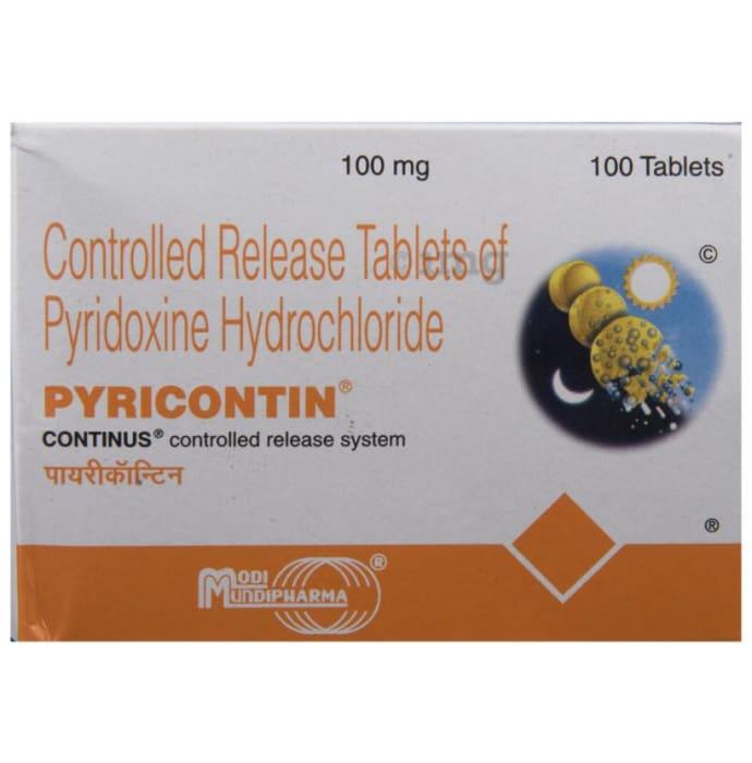 Pyricontin Tablet CR