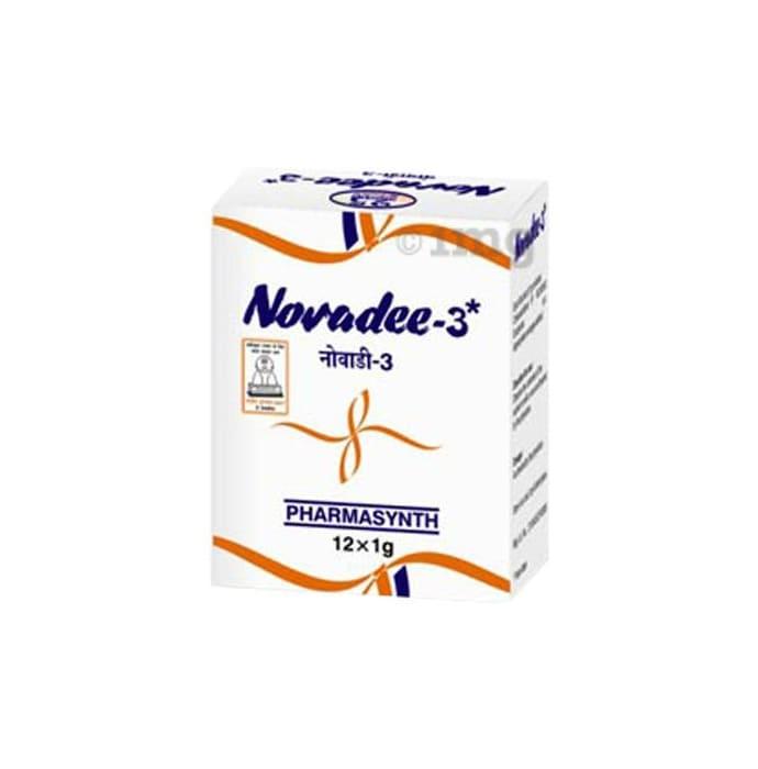 Novadee 3 Sachet