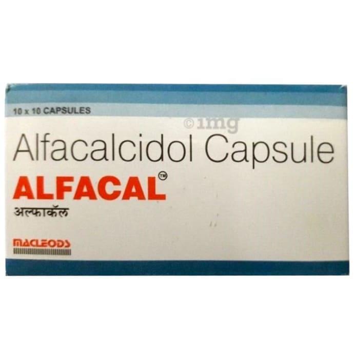 Alfacal 0.25mcg Capsule
