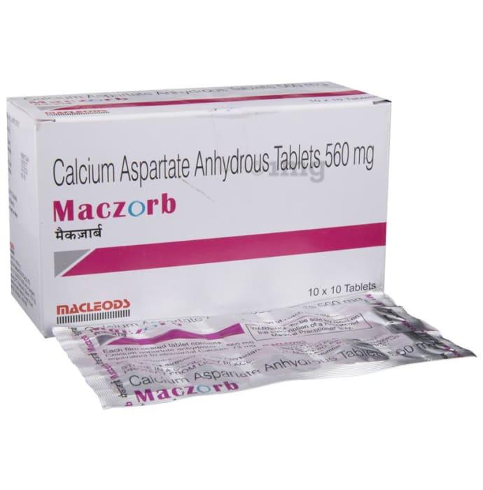 Maczorb Tablet