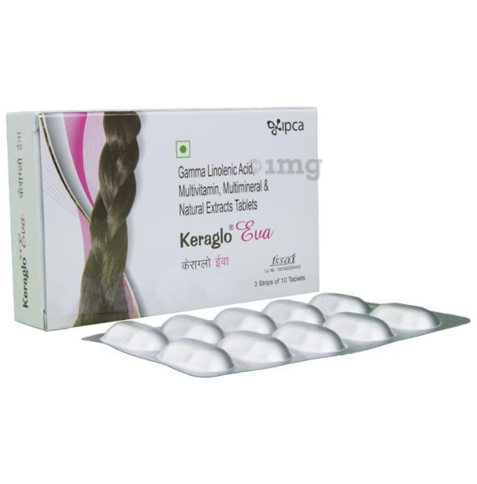 Keraglo Eva Tablet