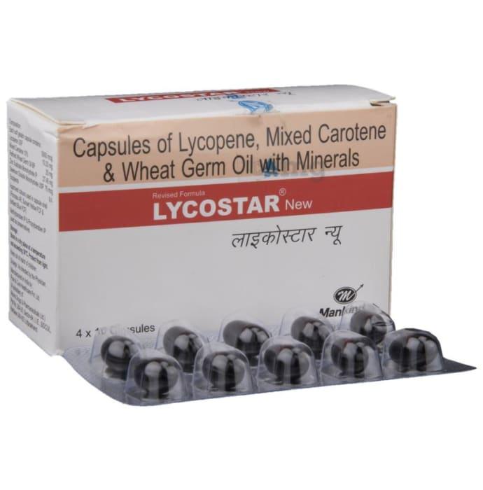 Lycostar New Capsule