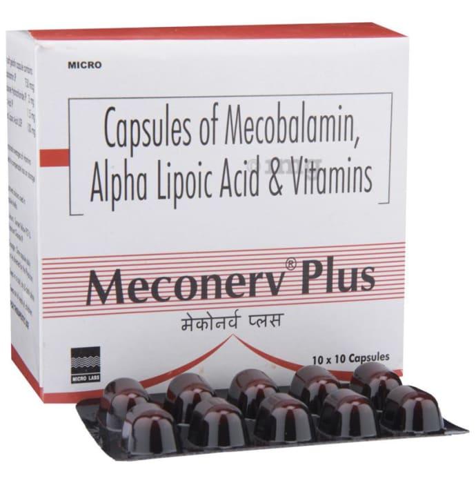 Meconerv Plus Capsule