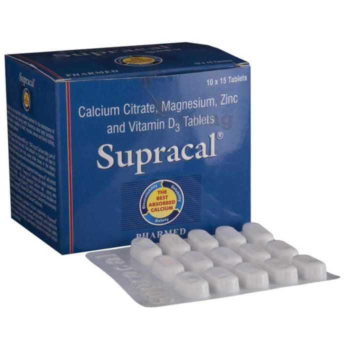 Supracal Tablet