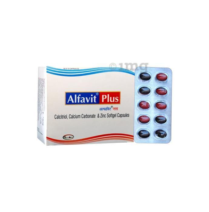 Alfavit Plus Capsule