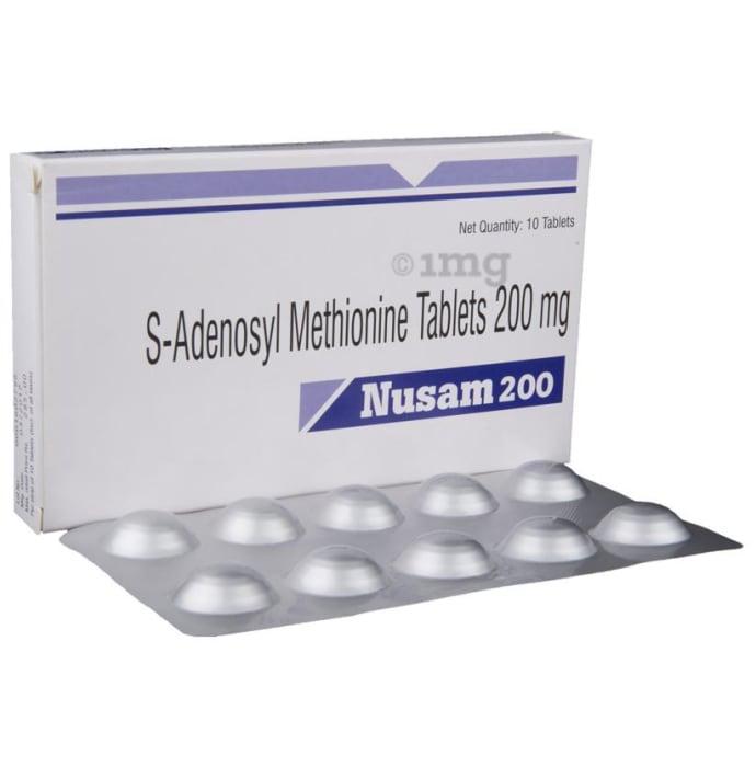 Nusam 200mg Tablet
