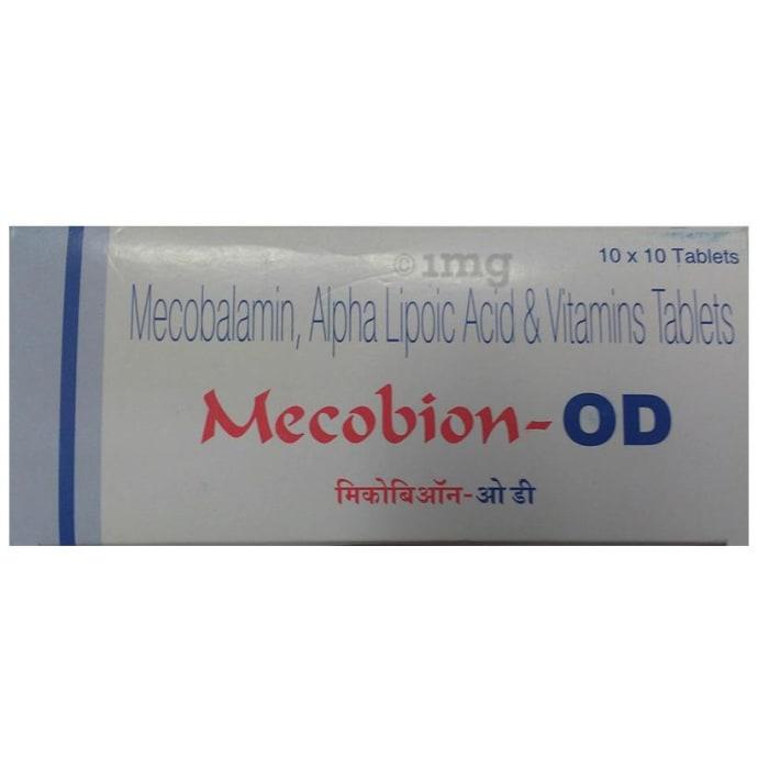 Mecobion -OD Tablet