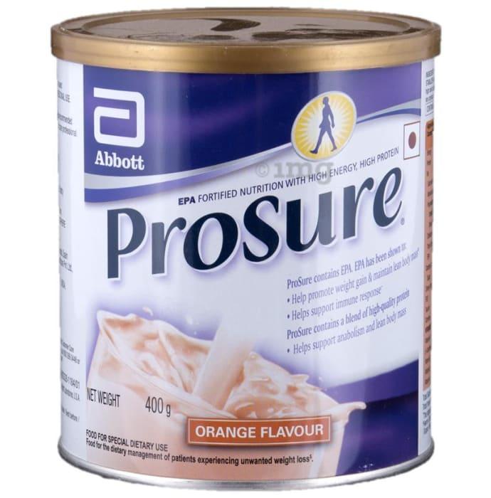 Prosure Powder Orange