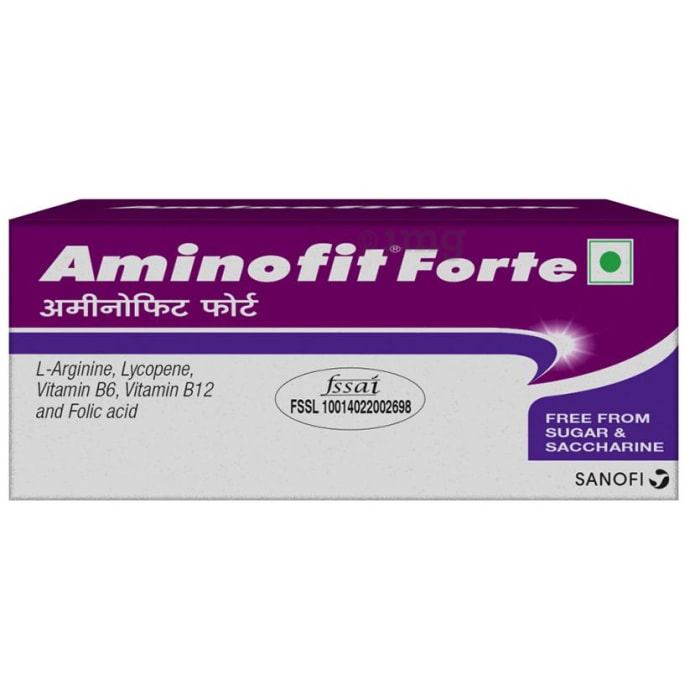 Aminofit Forte Sachet Amino Acid Supplement